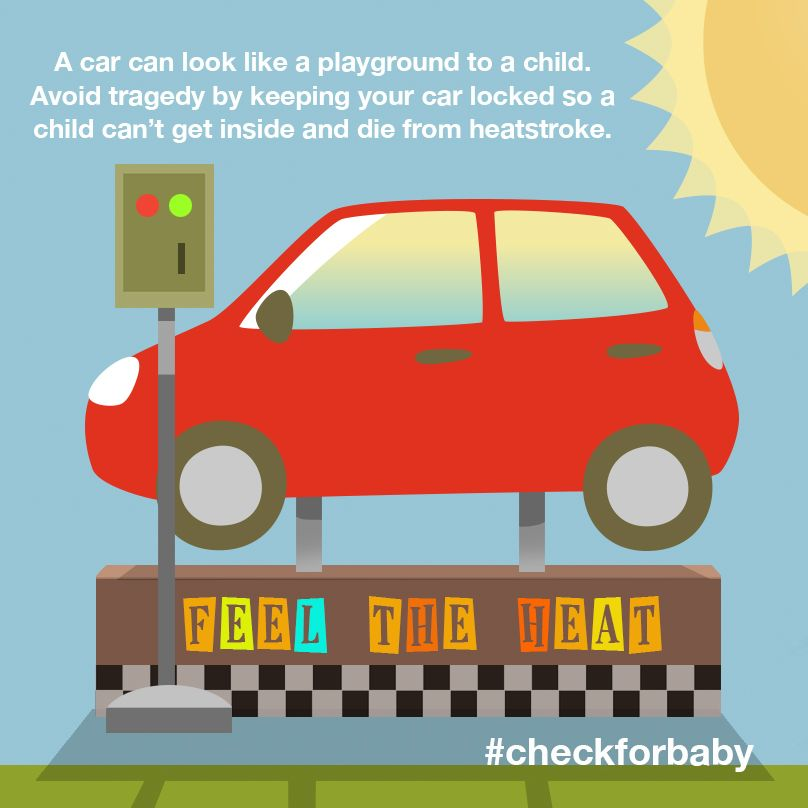 Your Home Heating Safety Tips: Cars Are Not Playgrounds. If Your Child Is Missing, Check