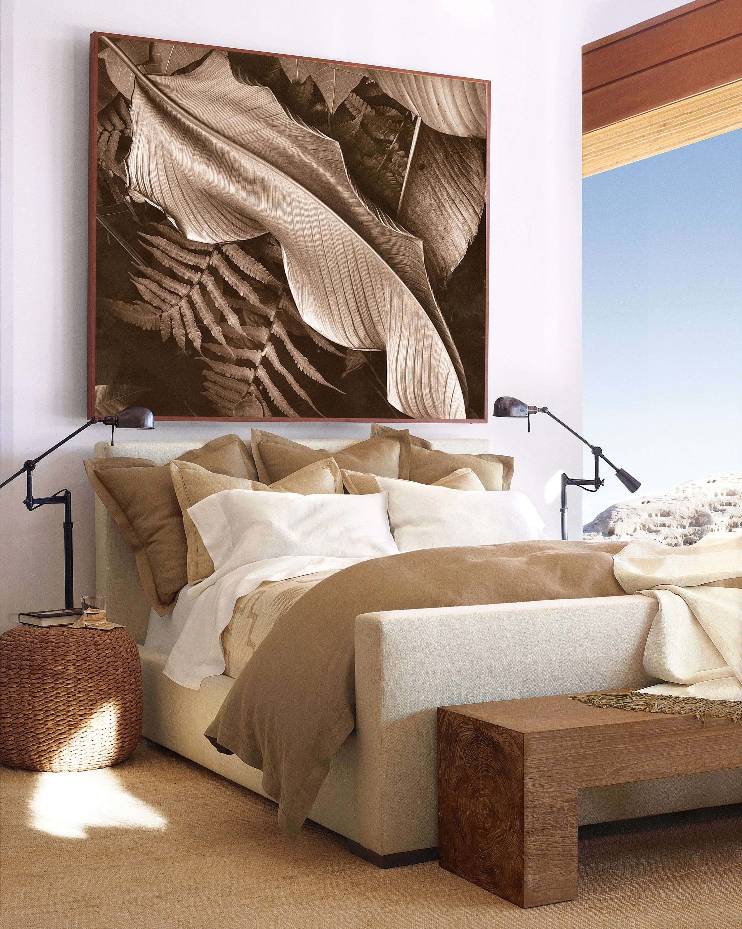 Schlafzimmerfarben Ralph Lauren Desert Modern Spring 2012 Home And Design