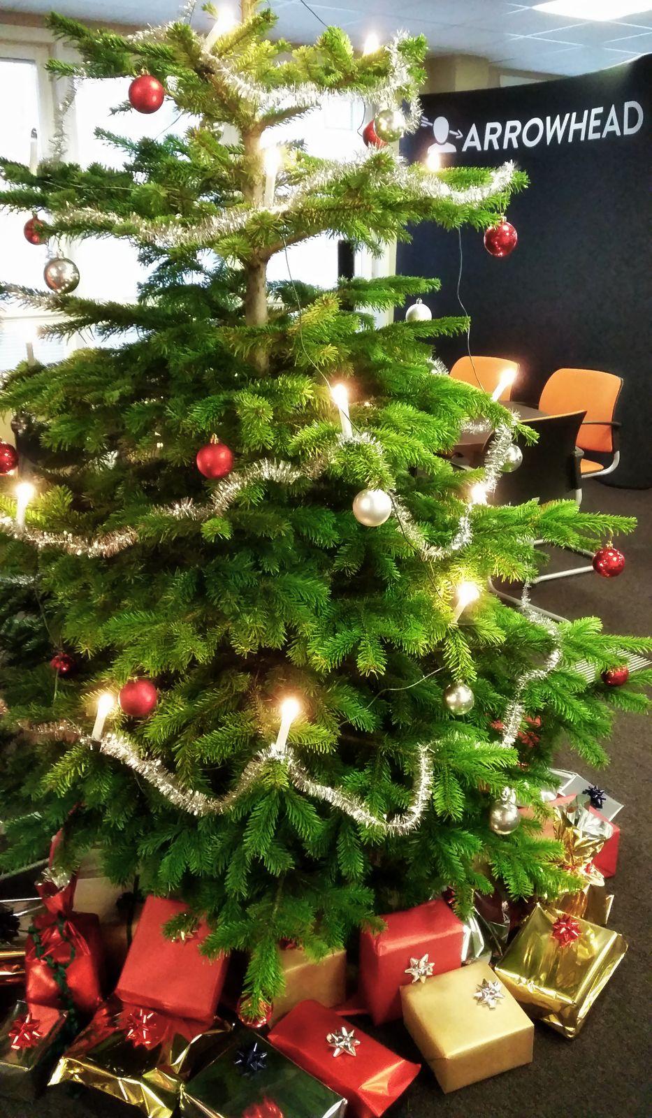 Arrowhead Christmas Tree
