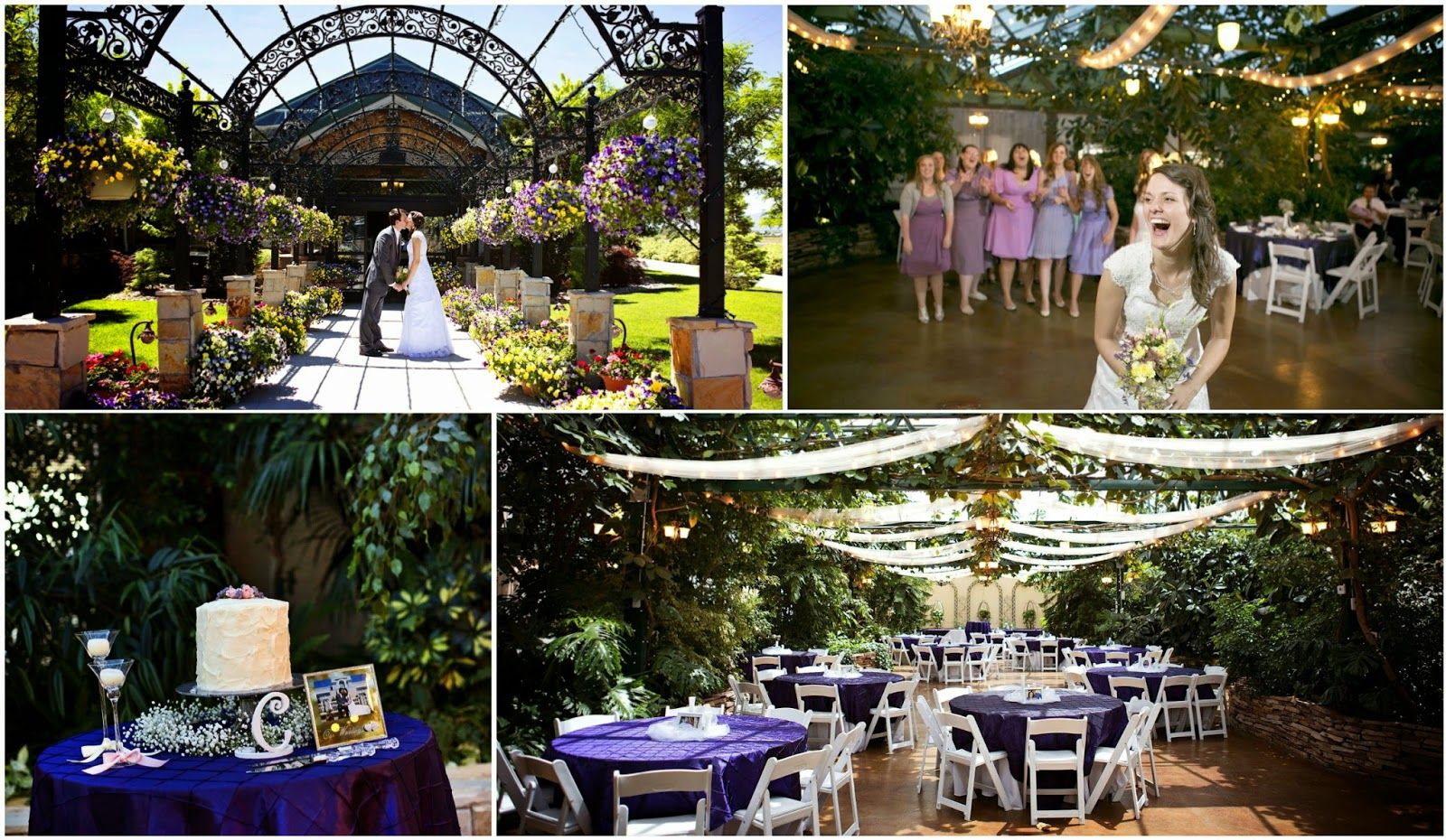 Highland Gardens Wedding