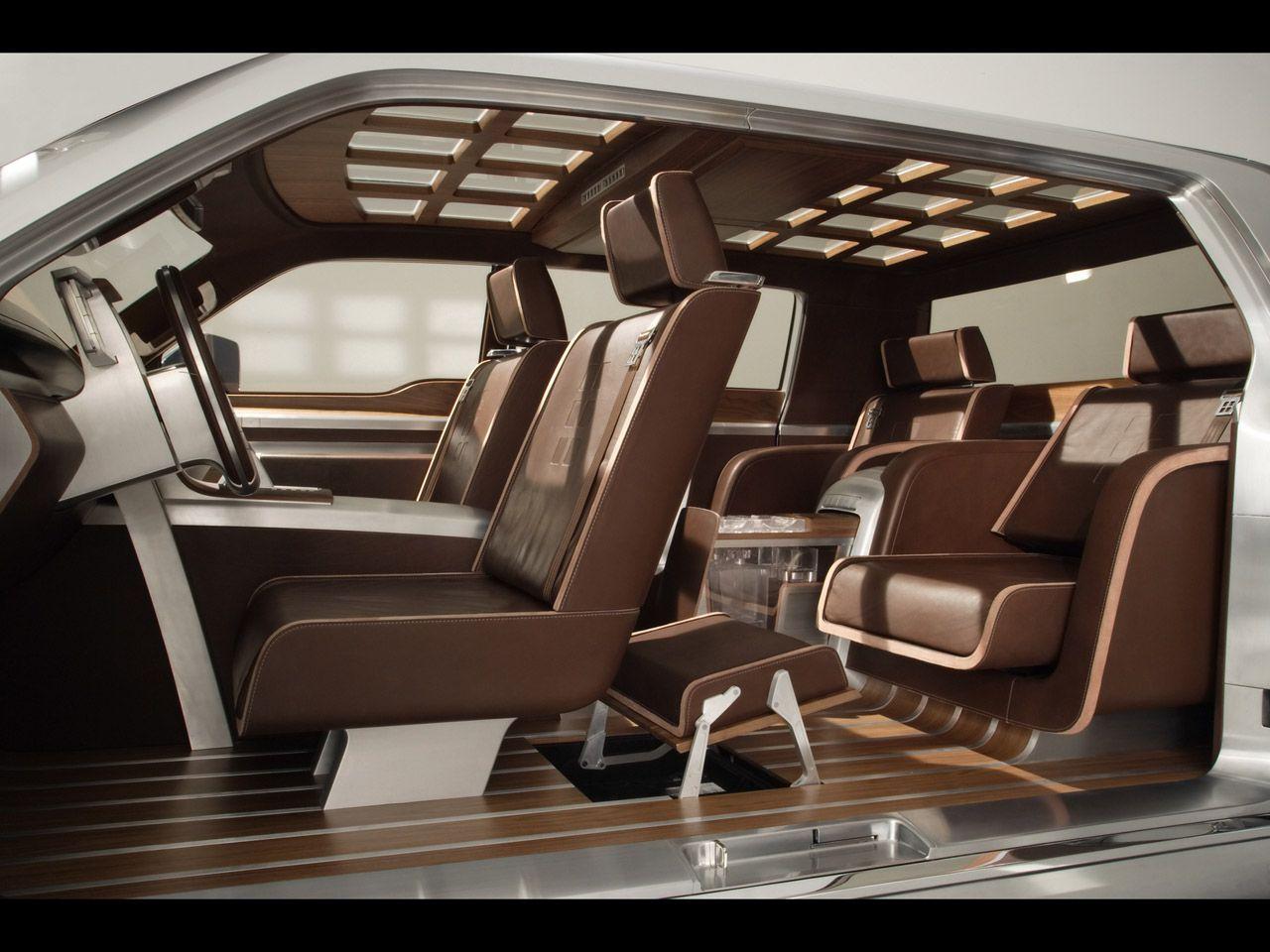 Ford f 250 super chief concept