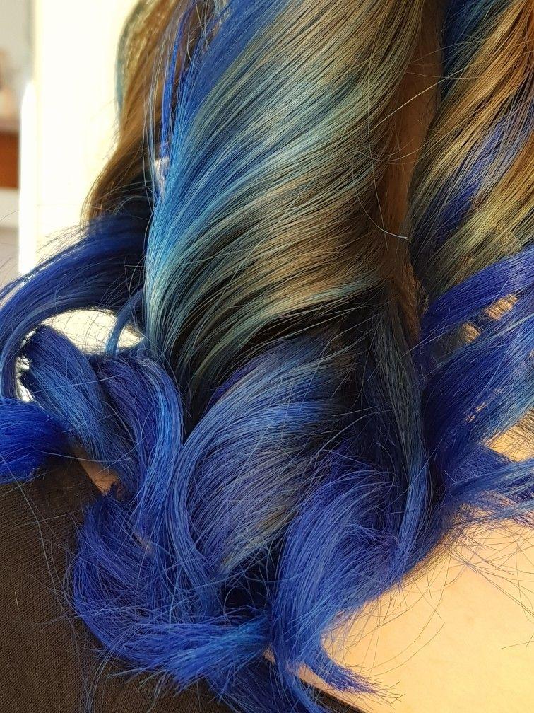Color Fresh Create New Blue Wella Educatin Wellaprofessional