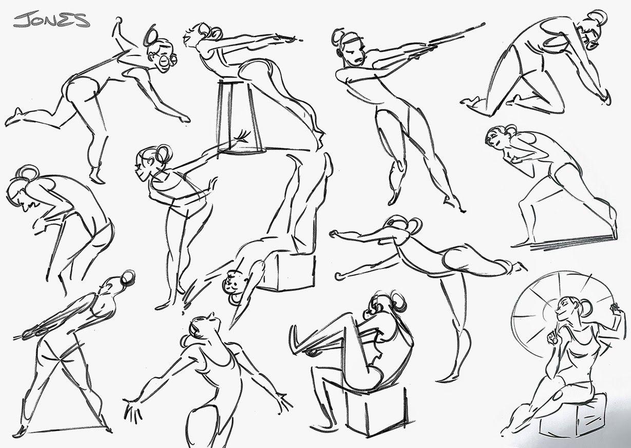 Matt Jones: Gesture Lab   Gesture in 2019   Figure drawing, Figure