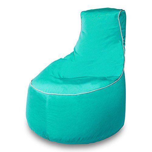 sunbrella upright bean bag chair with lumbar support furniture rh pinterest co uk