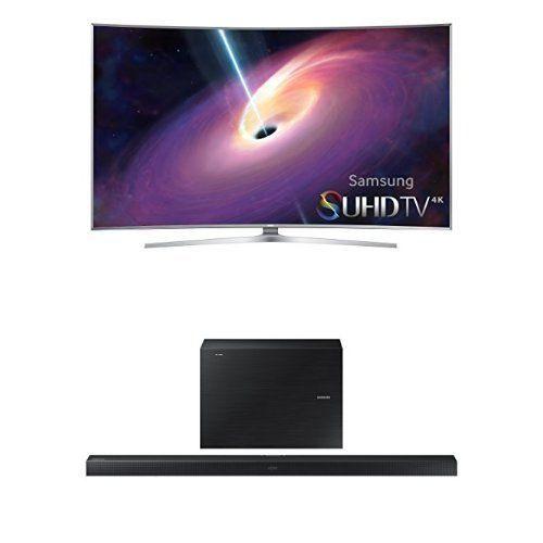 [2015] Cyber Monday Deals Samsung UN65JS9000 Curved 4K TV with HW-J650 Sounbar Cyber Monday Sales