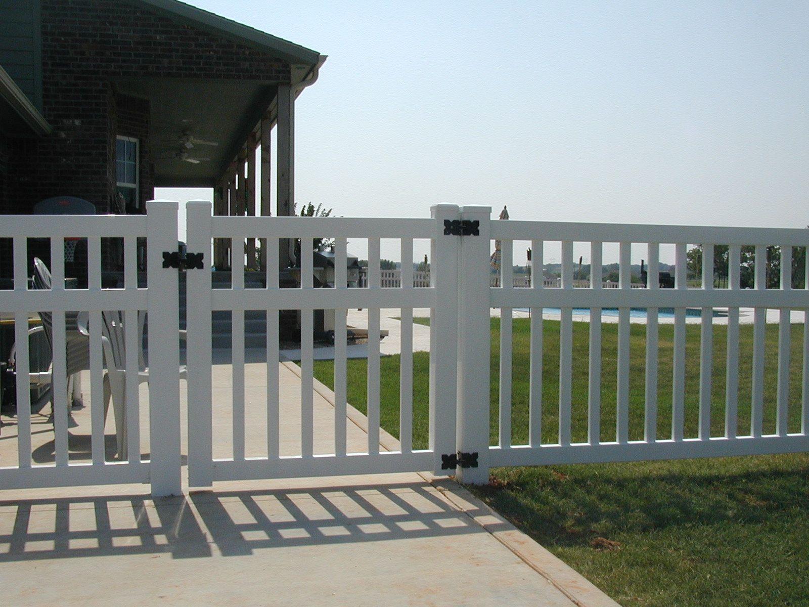 4 ft rail white vinyl fence white vinyl fence installing and 4 ft rail white vinyl fence white vinyl fence installing and baanklon Gallery