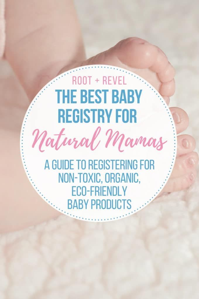 The Best Baby Registry for Natural Mamas | Best baby ...