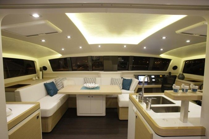 Aménagement interieur yacht agencement voilier franck darnet design architecte naval seasteading pinterest boating