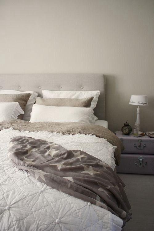 French linnen painting the past | Slaapkamer | Pinterest | Bedroom ...
