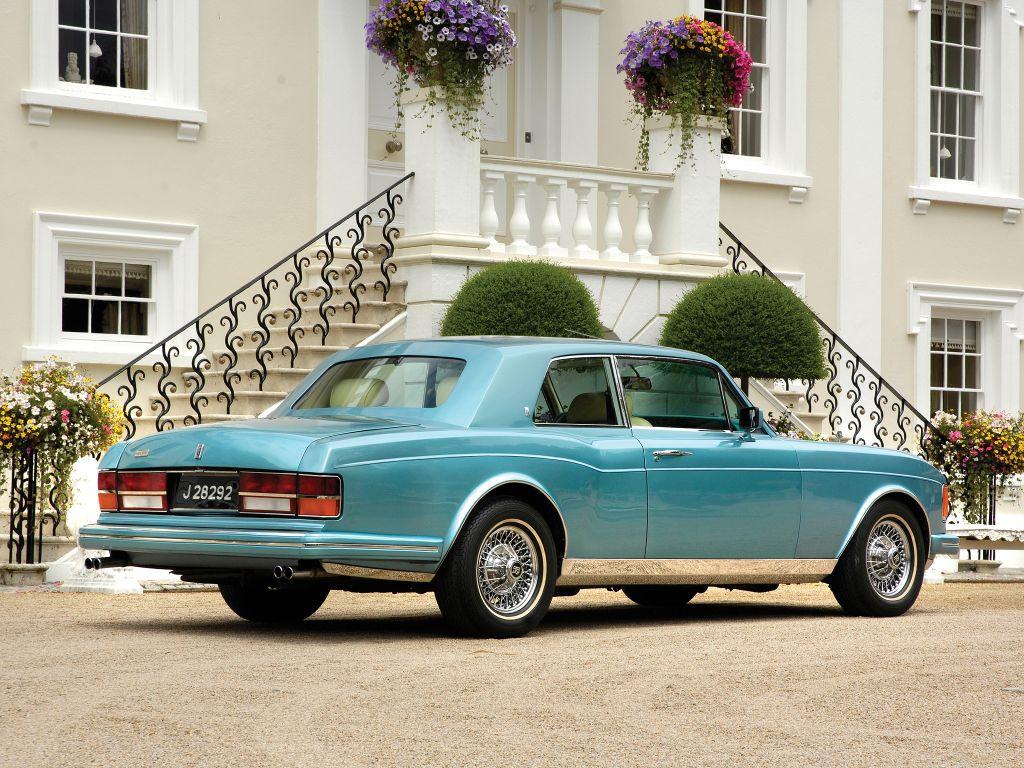 Rolls-Royce Corniche Hooper Coupe '1980