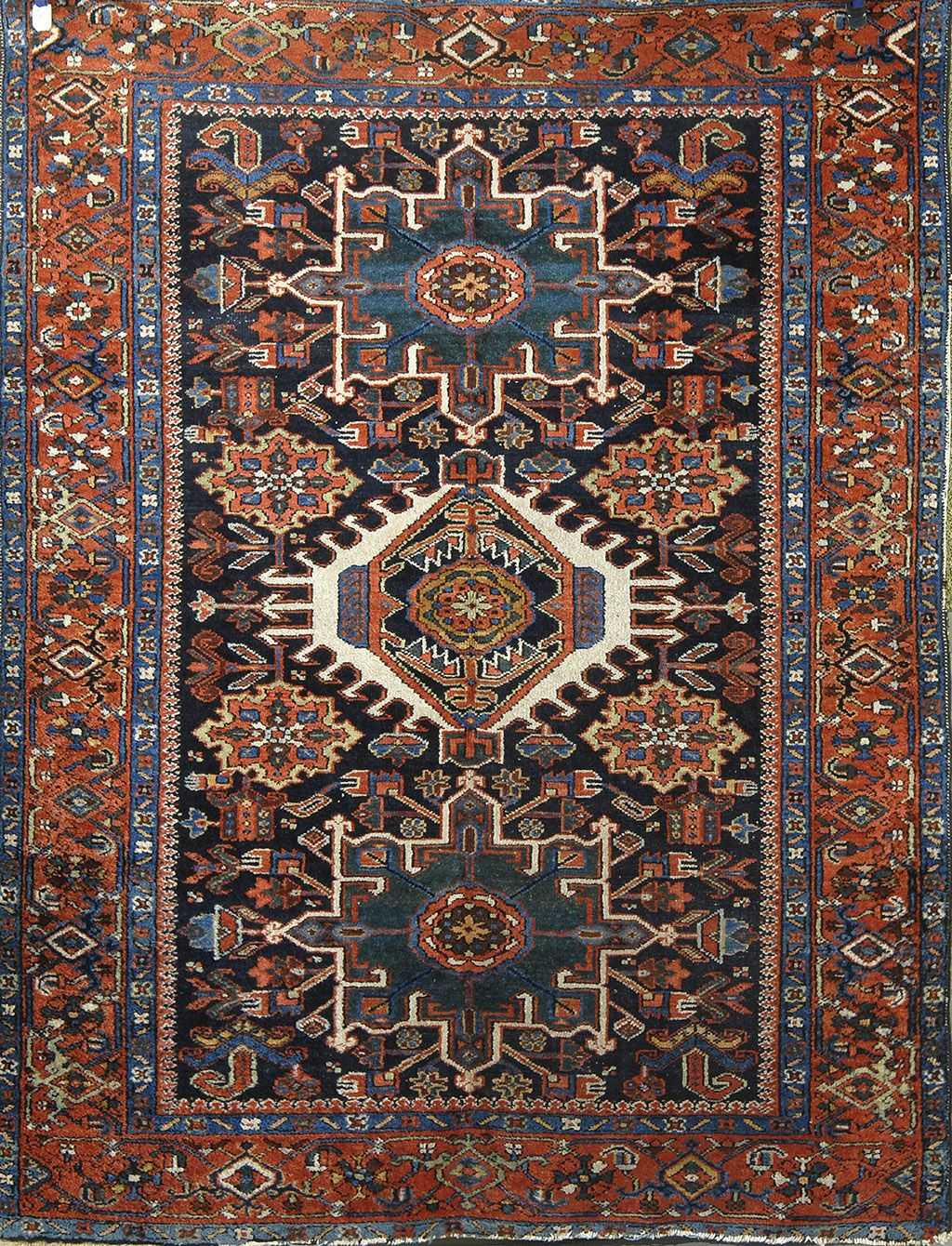 Oriental Rugs At Auction Spring Americana Eldred S House Persian Carpet Rug