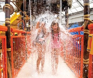 Make everybody happy this holiday season with a trip to Kalahari Resorts in the Poconos!  Now-November 24 Macaroni Kid readers can stay at Kalahari Resorts in the Pocono Mountains for $199 per night and receive a $100 arcade card. To book call 1-877-KALAHARI with the promo code: MACKID. Valid SundayThursday. Restrictions apply. Offer subject to availability. Does not include taxes or fees.  #KalahariPoconos #ad…