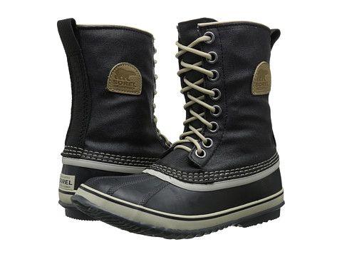 Zapatos negros Sorel 1964 Premium para mujer Comprar Outlet Barato NEEHBi2t