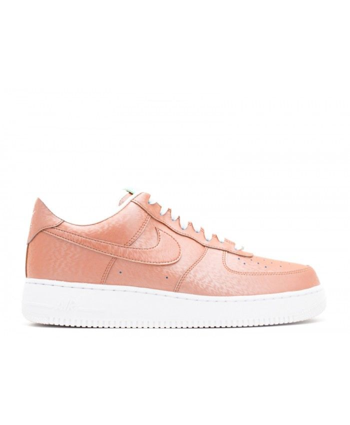74ee3e56925ab Air Force 1 07 Low Lady Liberty Rust, Lime, Lime 812297-800 | air ...
