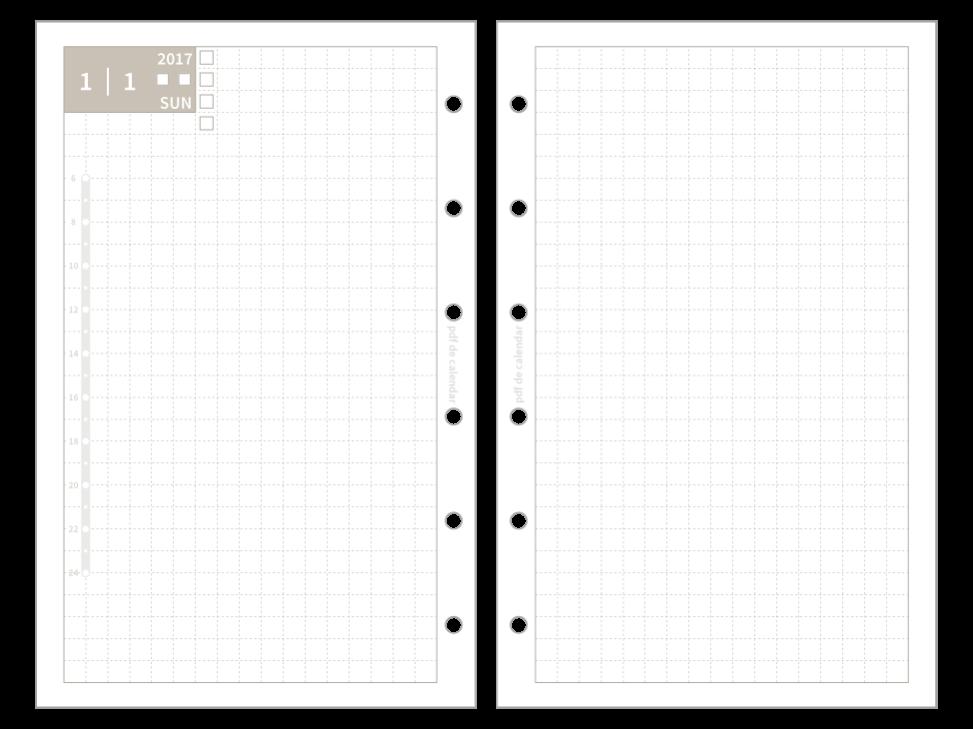 #17166_1日2ページ(ほぼ日風)[M6,L,D,T6-24] – pdf de calendar