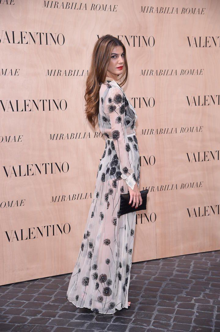 Bianca Brandolini - TELVA.COM | Valentino, Vestidos de noche y Alto