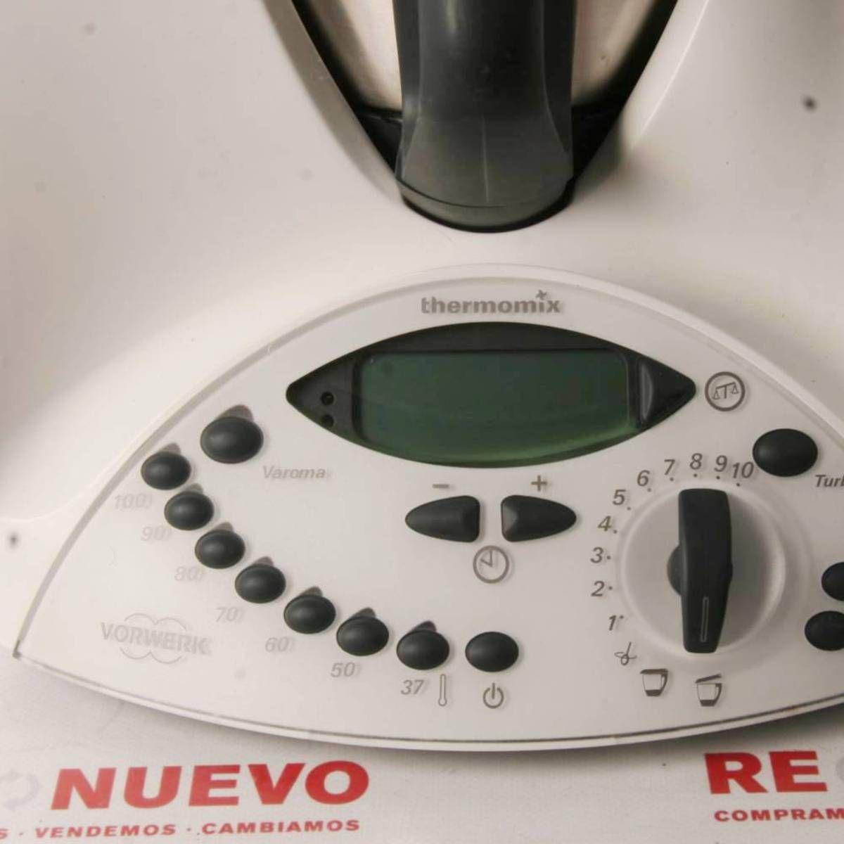 Robot de cocina de segunda mano thermomix tm 31 e279684 tienda online de segunda mano en - Cosas del hogar de segunda mano ...