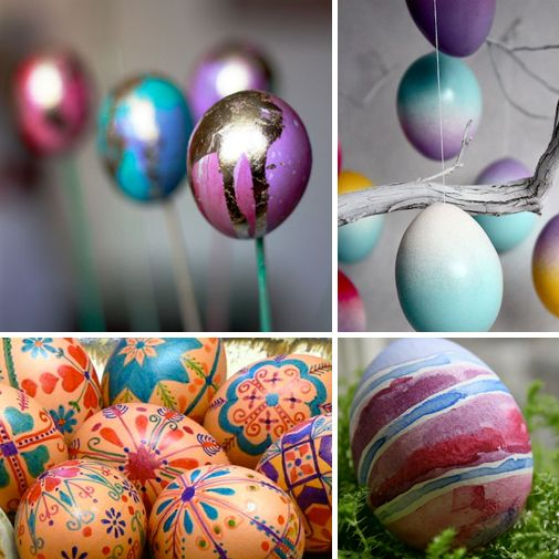 25 ideas for easter eggs