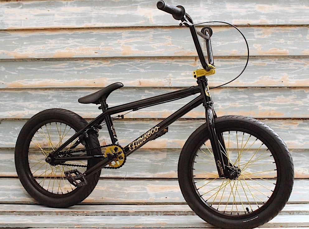 Fit Bike Co Eighteen 2019 Black Idées vélo