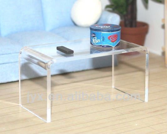 Side Table Clear Plastic Acrylic Tables Supplieranufacturers At Alibabacom