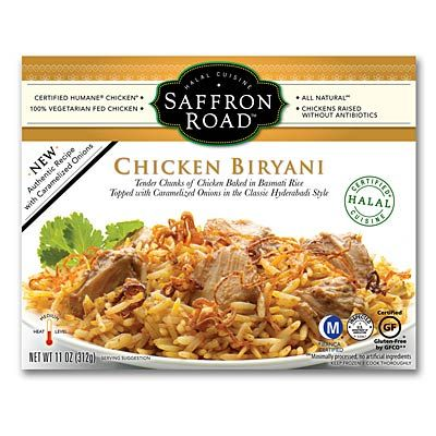 Saffron Road Chicken Biryani: We taste-tested healthy frozen meals. Here are the freshest, healthiest and most appetizing microwavable dinners.