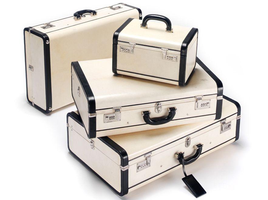 Set de valises vintage, prix sur demande