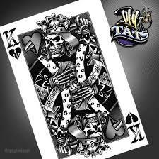 Resultado De Imagen De Tatuajes De Rey De Corazones Esqueleto Solo
