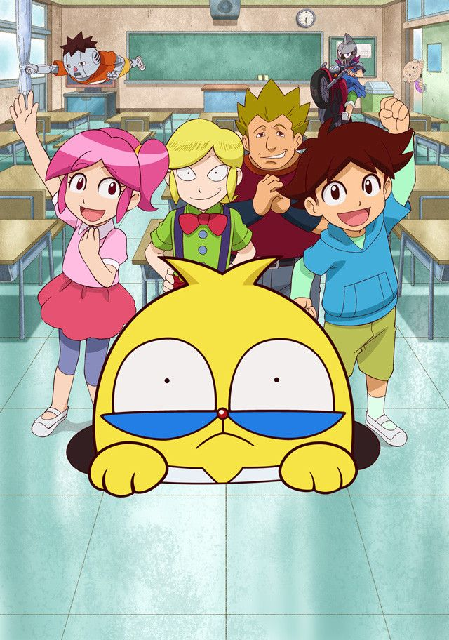 100 Pascalsensei Gets Anime Adaptation, Hits Japanese TV