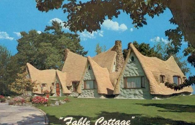 Fable Cottage, Victoria B.C. Went there when I was a kid