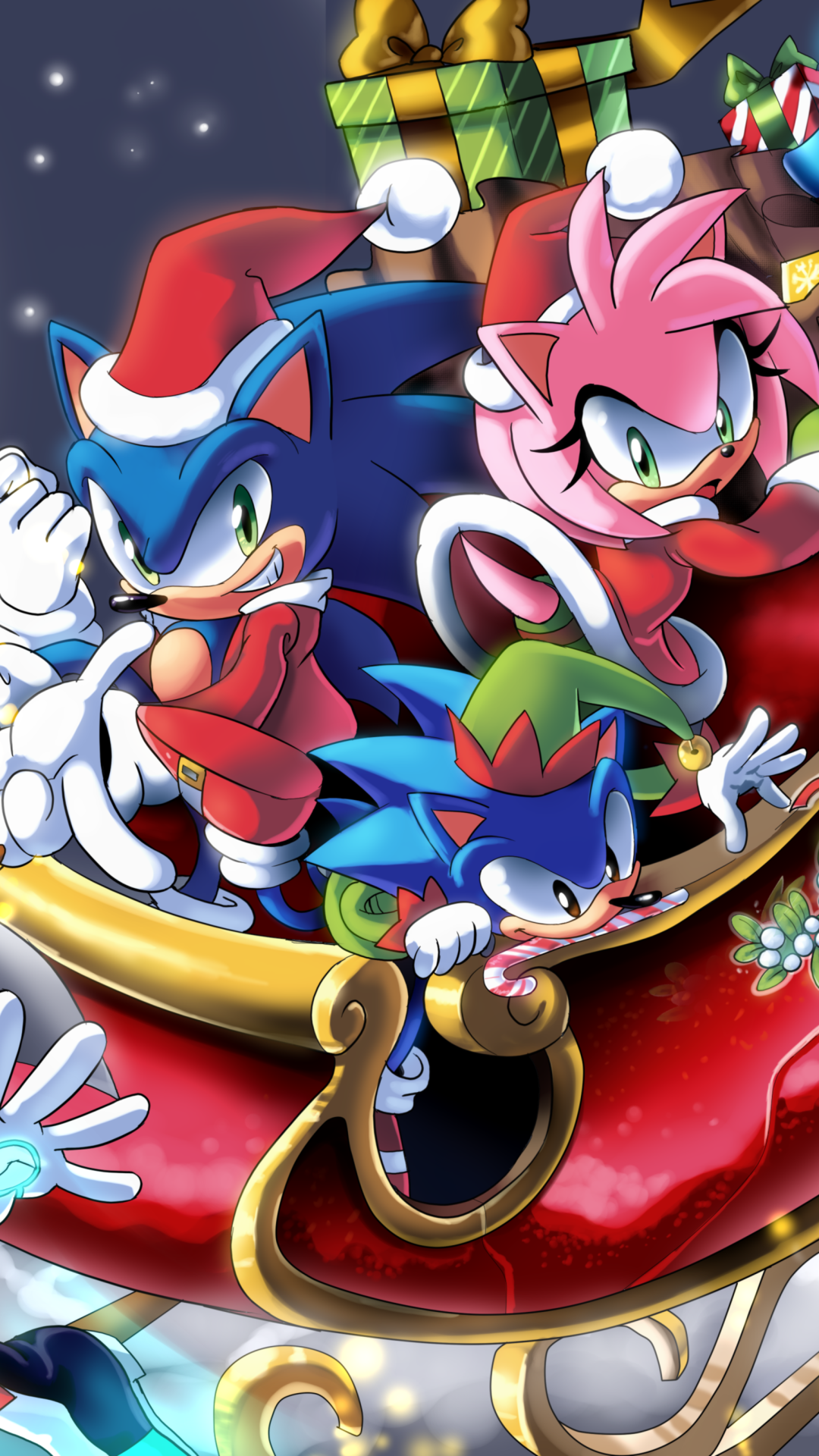 Minimalist Sonic Hd Wallpaper Android In 2020 Snowman Wallpaper Hd Wallpaper Android Android Wallpaper