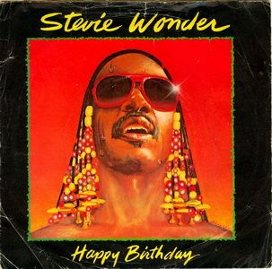 Stevie Wonder Wrote The Famous Happy Birthday Song In
