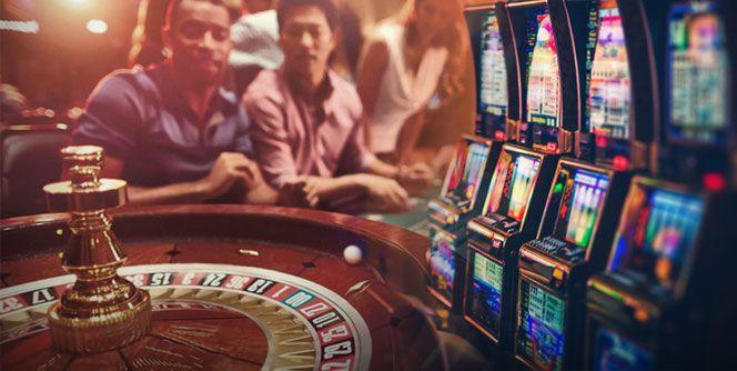 Model of casino gambling bienvenue casino de offre