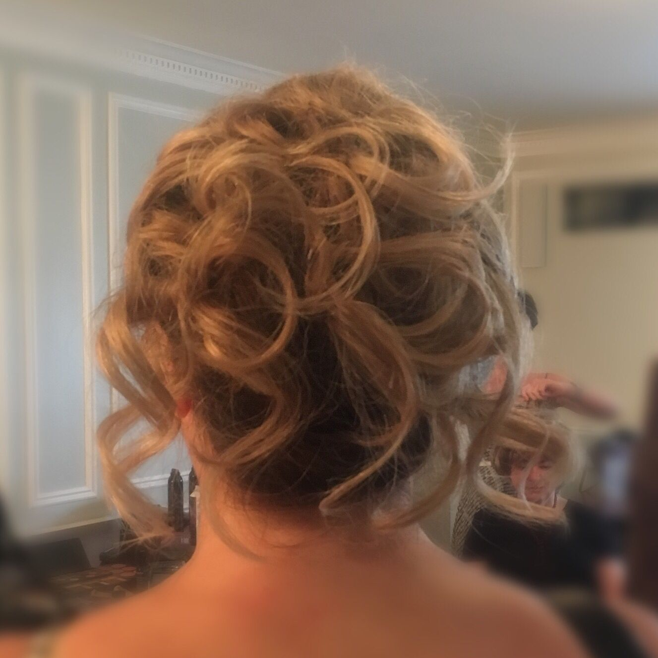 syracuse new york bridal hairstylist / wedding hair by me