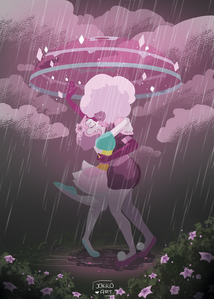 Steven Universe Pearl And Pink Diamond Image Steven Universe Wallpaper Pink Diamond Steven Universe Pearl Steven Universe