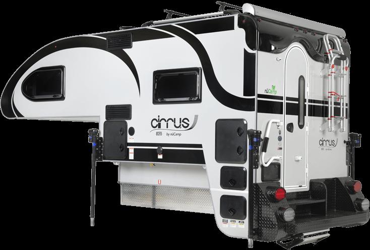Cirrus 820 Truck Camper nuCamp RV in 2020 Truck camper