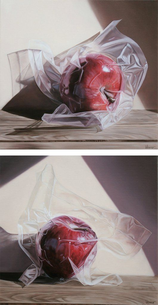 Realistic Still Life Paintings by Vesna Bursich – Inspiration Grid | Design Inspiration