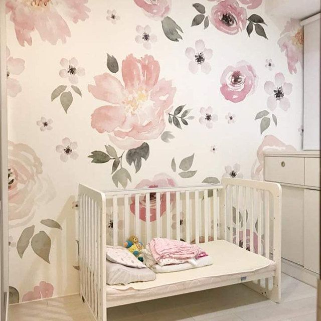 Succulent Wallpaper Paper Wall Murals, Wallpaper Roses