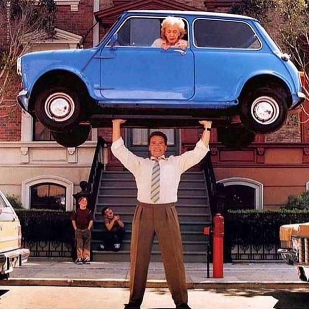 Hey Arnold Bleumini Bleu Mk3biru Mini Minicooper Classicmini