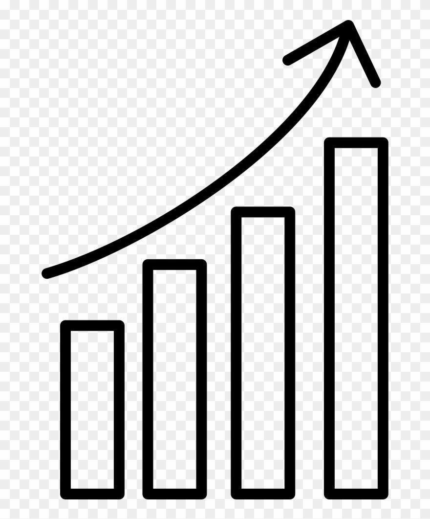 Data Analytics Upgoing Bars Chart Comments Analytics Line Icon Png Clipart Line Icon Clip Art Data Analytics