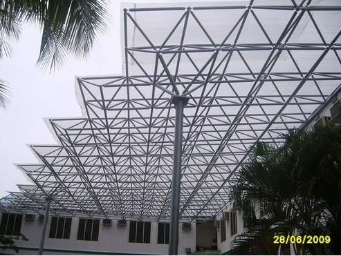 Space Frames Are Being Increasingly Used In The Construction Industry To Create Large Span Structures That Offer Freedom Of Movement And Enhanced Space However