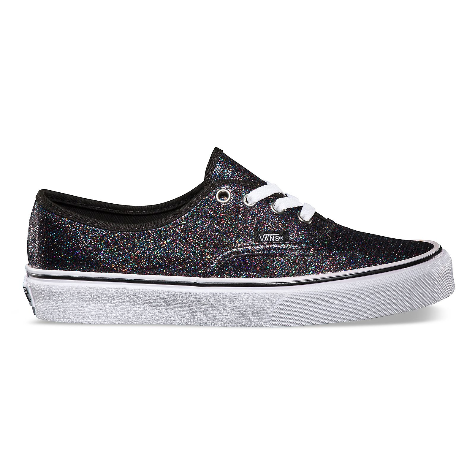 Vans Shades of Black Diamond Product: Iridescent Glitter