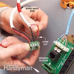 Peachy Home Audio Installation Install A Whole House Audio System House Wiring Cloud Battdienstapotheekhoekschewaardnl