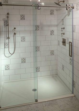 Shower Door Idea Glass Shower Doors Enclosures Pacifica