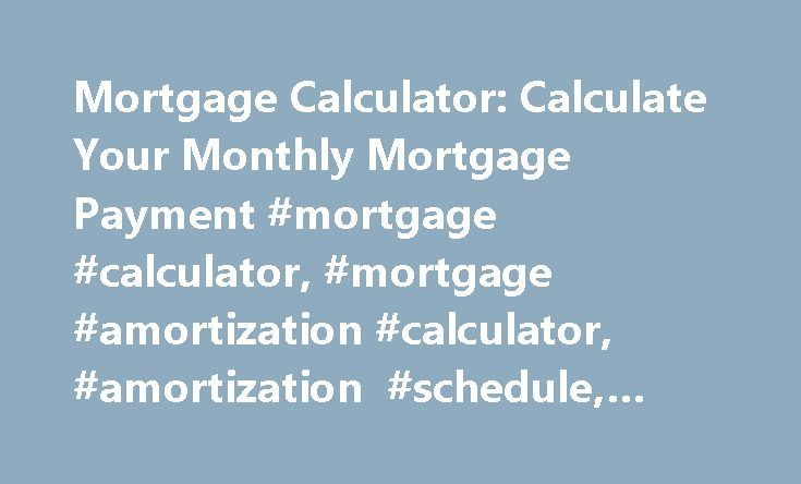 25+ melhores ideias de Mortgage amortization no Pinterest - loan amortization calculator template