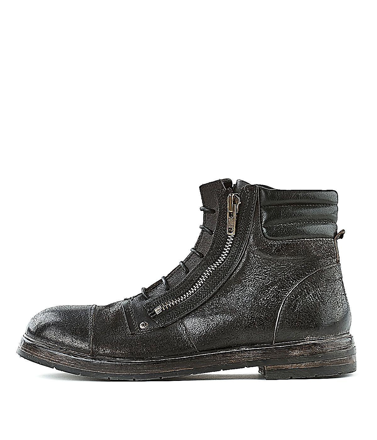 Boots amp;cochristmaspresent Schwarz Moma Rossi Men 55407 Ygfyb67