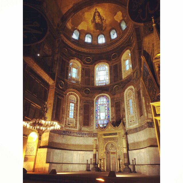 Saint Sophia, Turkey