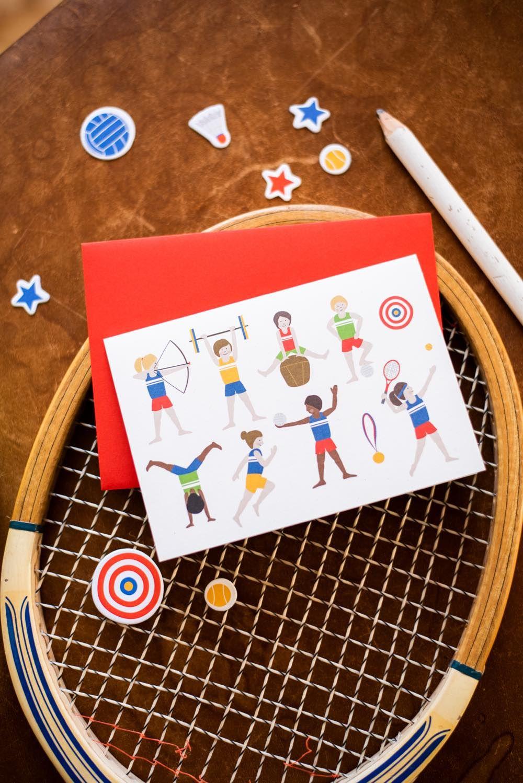 Feiert Einen Sportlichen Kindergeburtstag Mit Einer Olympiade Das Passende Party Zubehor Gibt Es Im Wunders Kindergeburtstag Einladung Kindergeburtstag Geburt