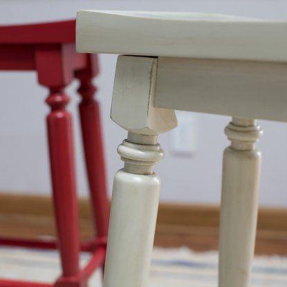 Belham Living Spindle Leg Bar Stool | Hayneedle