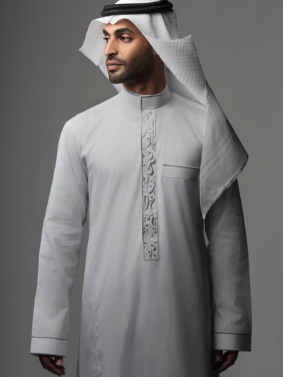 Traditional Saudi Arabia Cloth Poisk V Google Arab Men Fashion Men Fashion Show Long Sleeve Tshirt Men