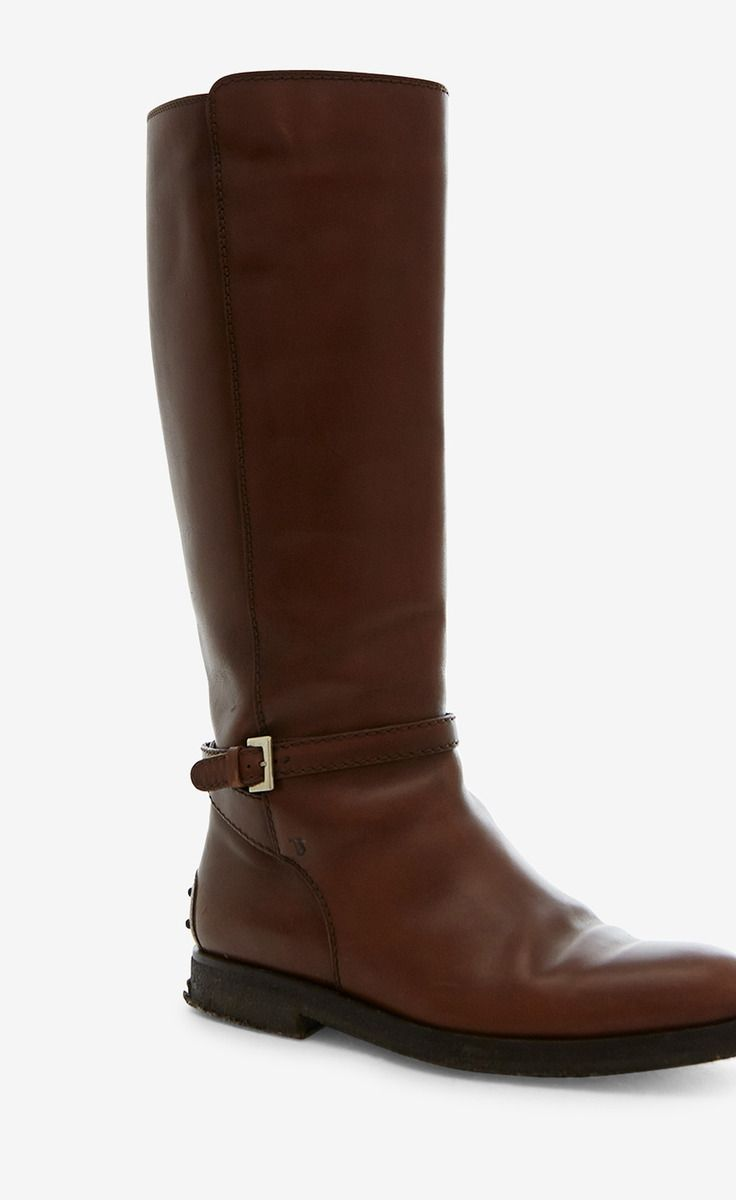 Tod's Brown Boot - PERFECT!